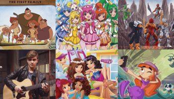 Netflix Orders 7 Original Kids Series Banner