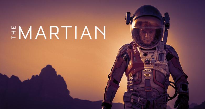 Martian Movie review