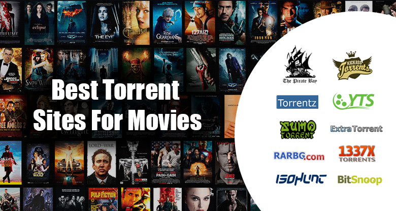 15 Best Torrent Sites in (Number of Torrents vs. Speed)