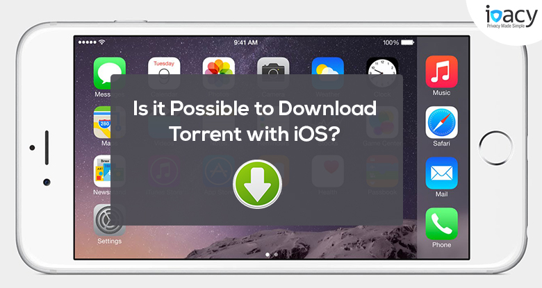 Download Torrent on iOS Through Web-Based Services