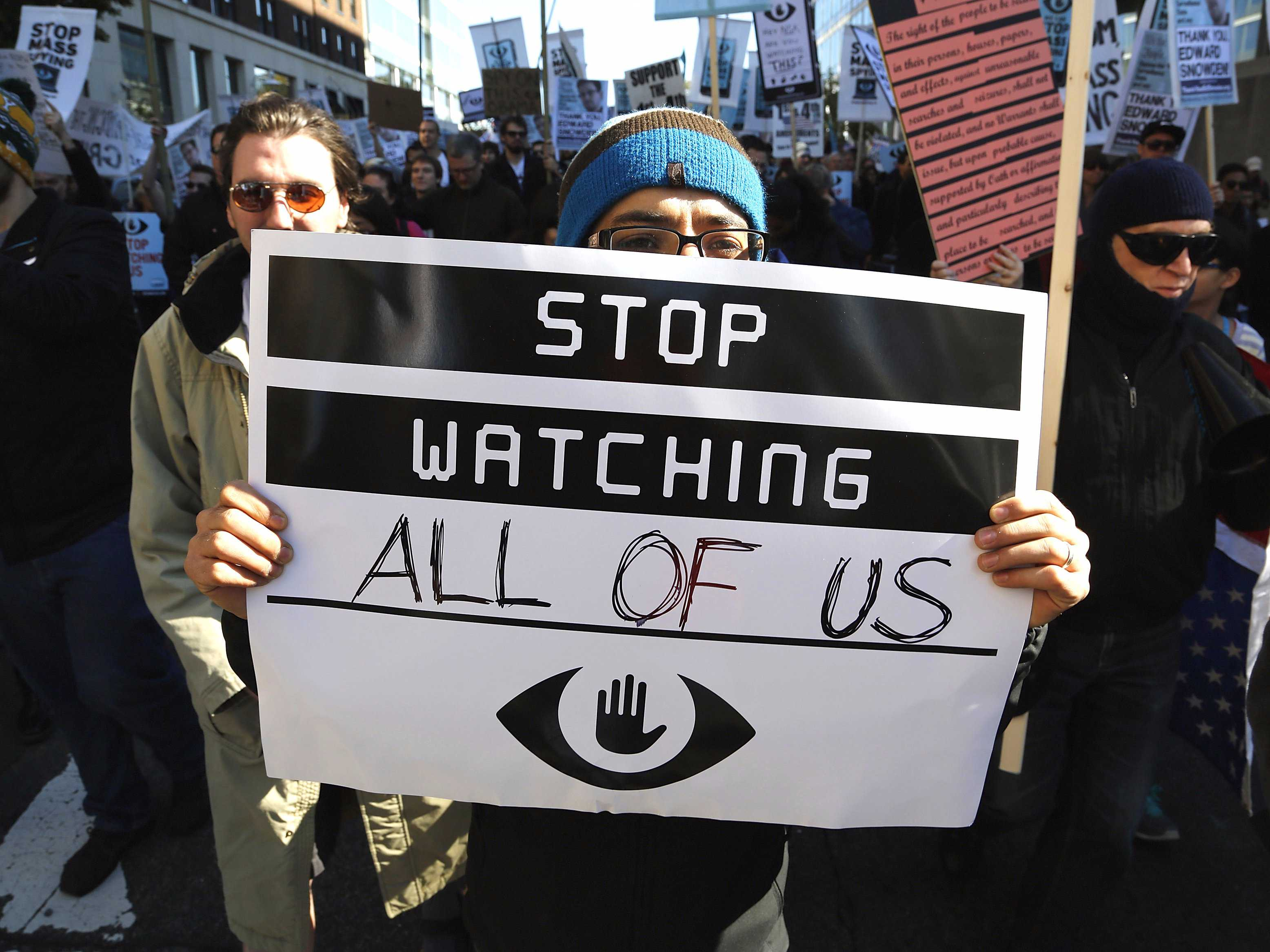 UK Under Attack For Mass Surveillance Law
