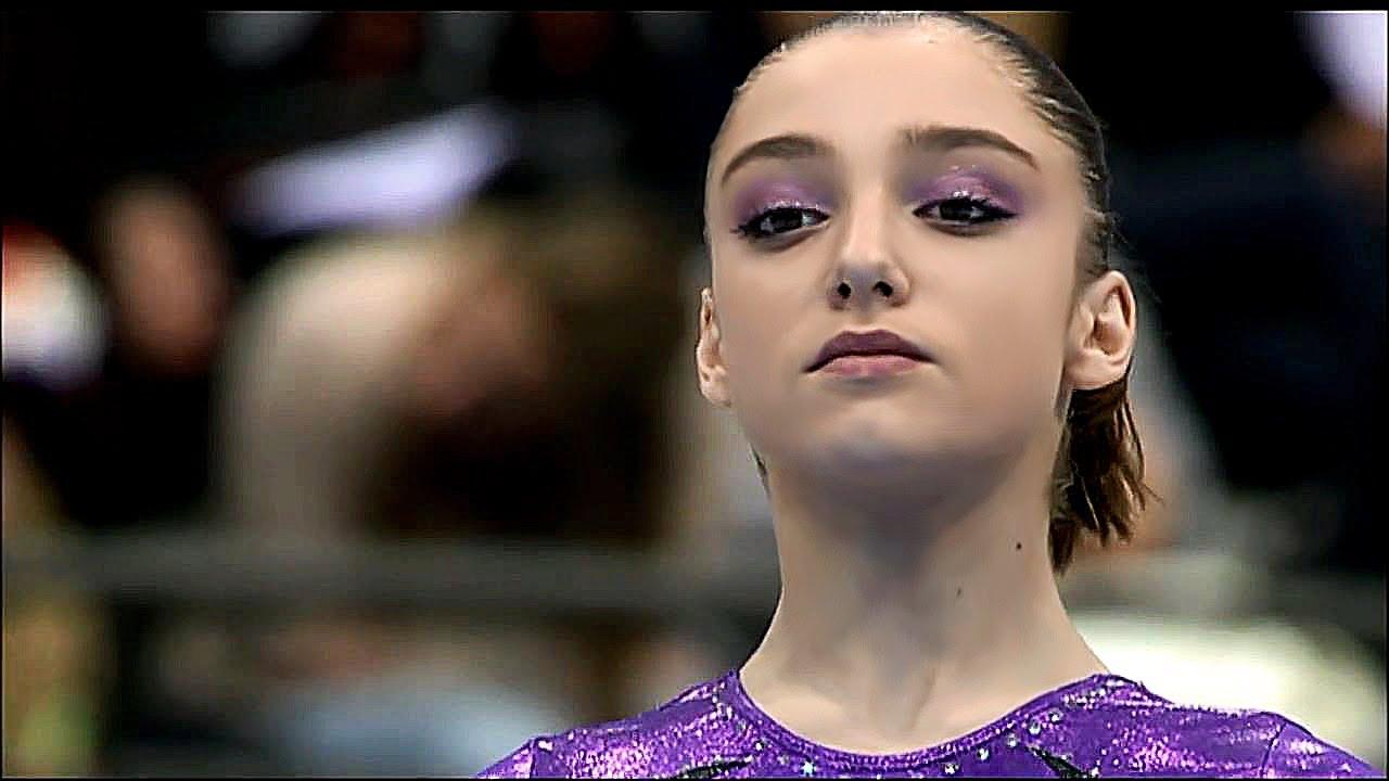 Aliya Mustafina - Russia