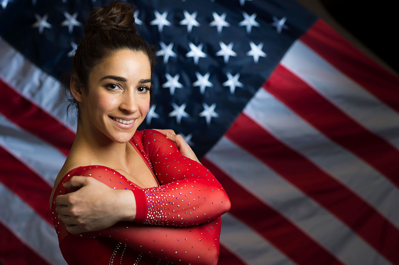 Aly Raisman - USA
