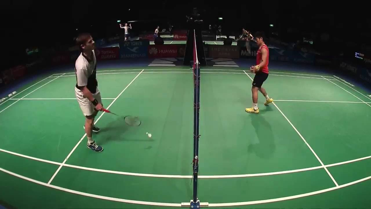 Stream Olympic Badminton Live with Flawless Speed Badminton Online