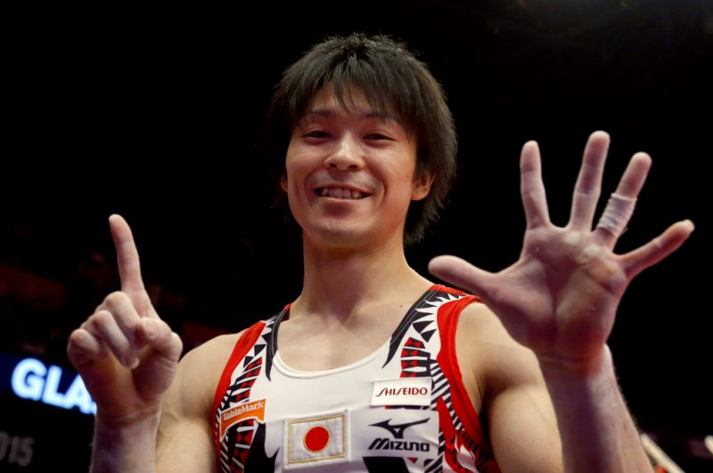 Kohei Uchimura - Japan