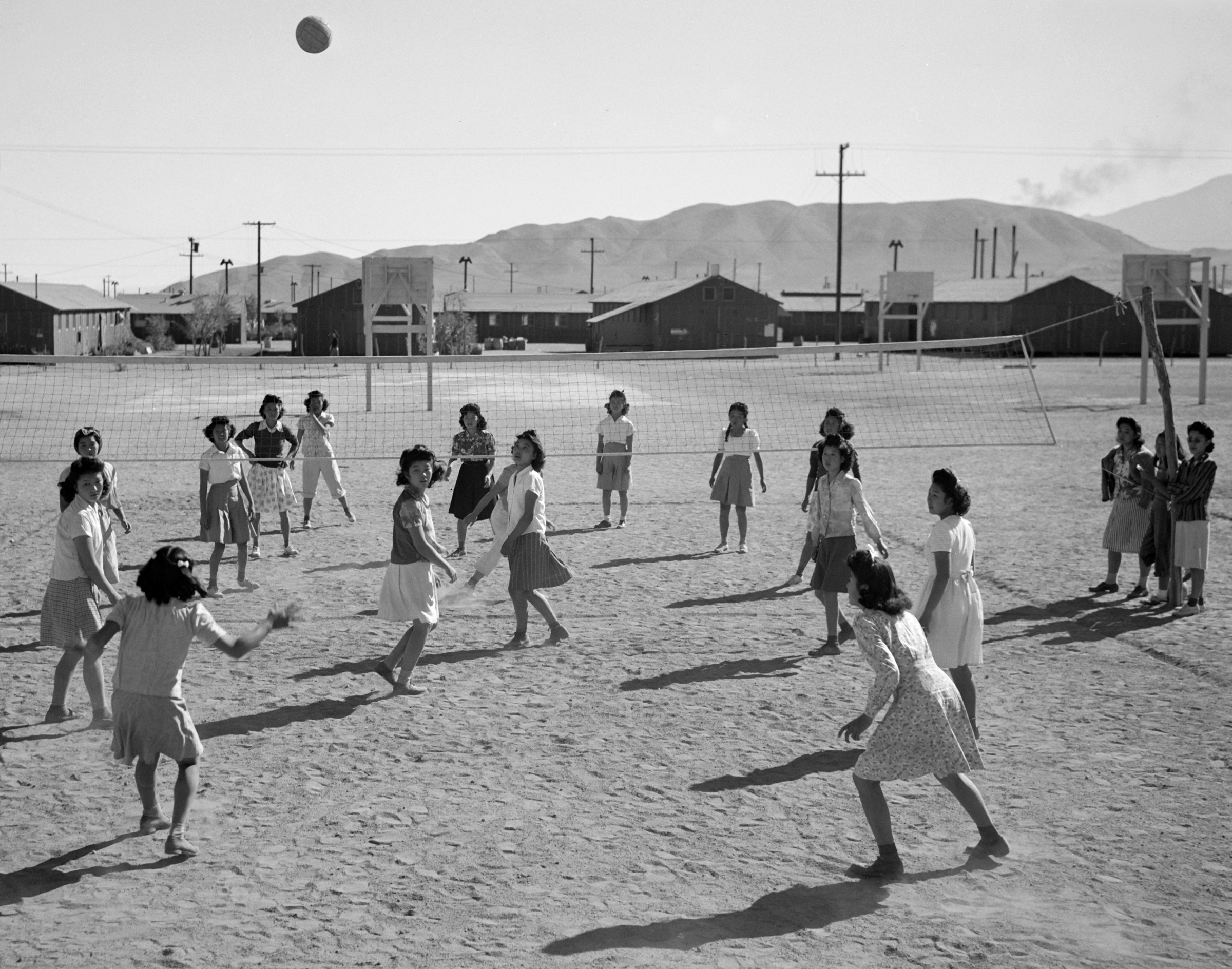 history of volleyball Volleyball is more than a century old it originated in the united states in 1895, earning its place as one of the most popular spectator sports in the world, ranking second only to soccer.