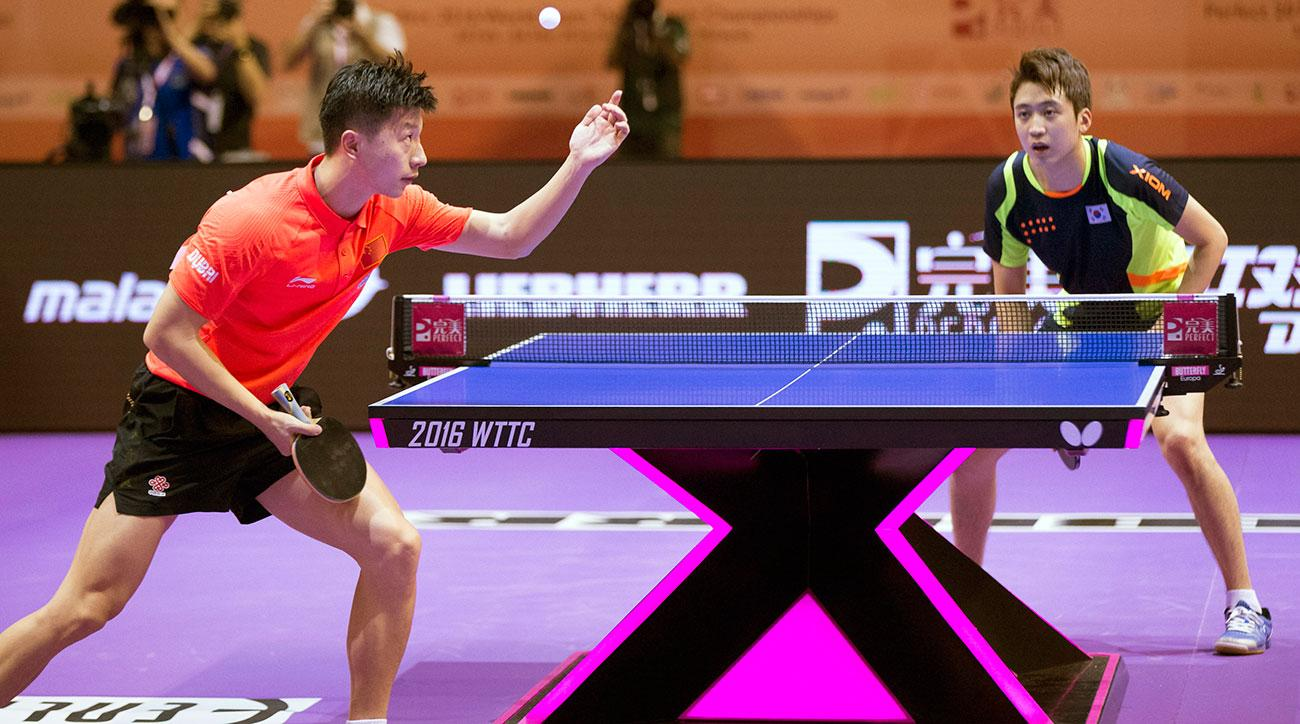 Get to know all about Olympic Table Tennis