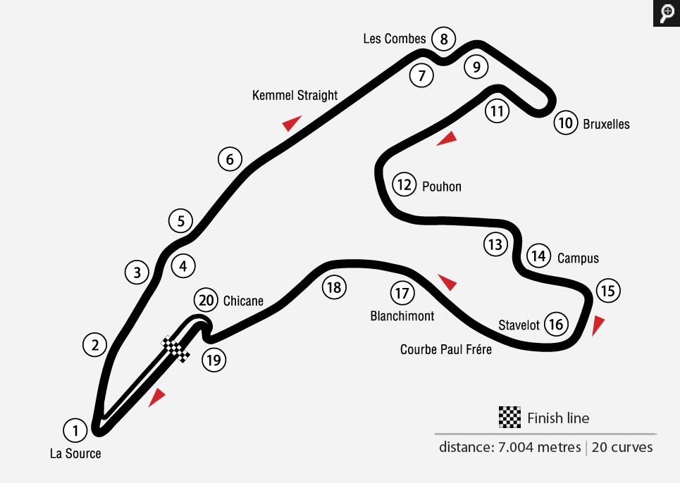 how to watch f1 belgian grand prix 2018 online