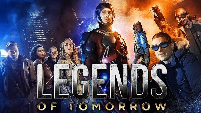 Watch Legends Of Tomorrow Online