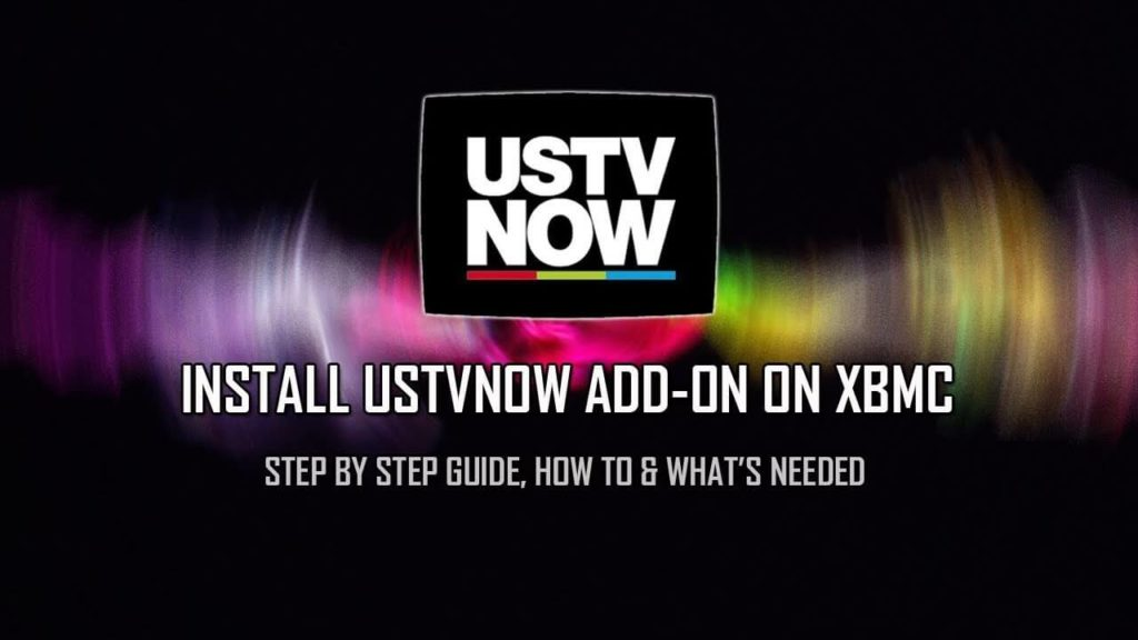 How to install USTVnow on Kodi