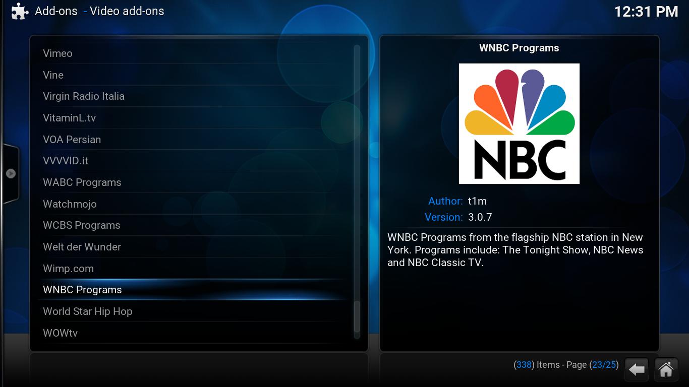 wnbc programs
