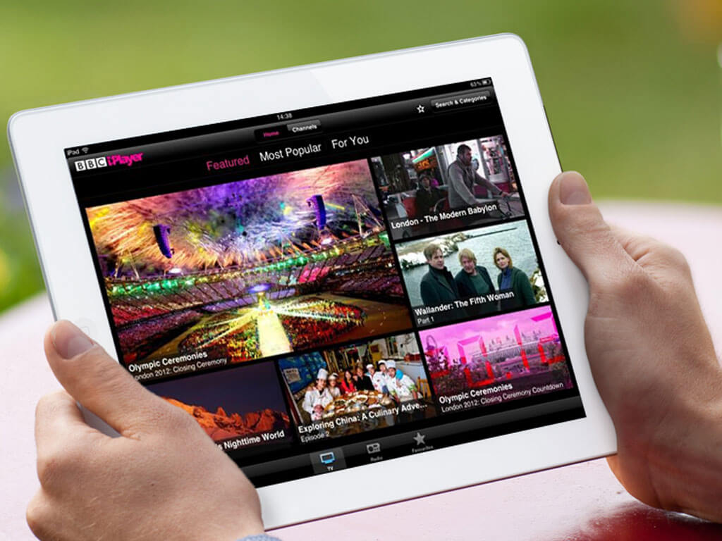 Watch BBC One on iPad and iPhone