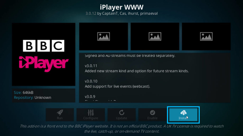 select video addons after which you will need to select iplayer www