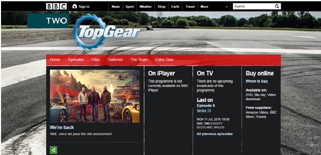 Watch Top Gear Online >> Watch Top Gear Season 24 Online Outside Uk