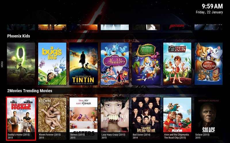 About Kodi Netflix Addon