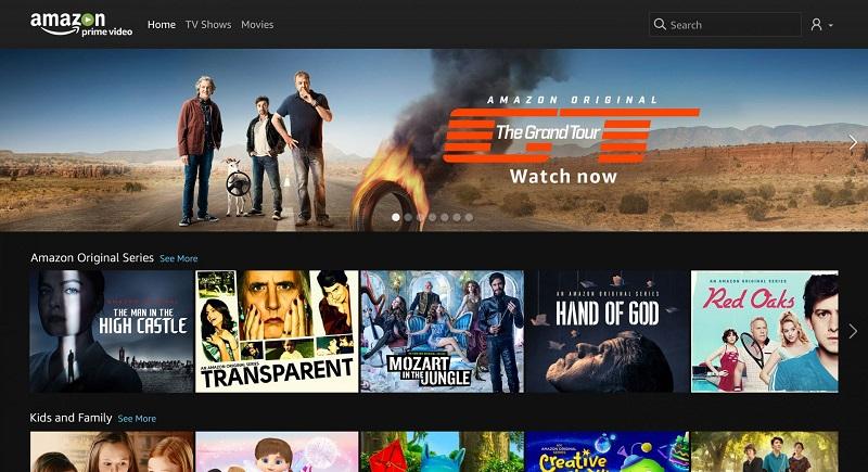 Watch Amazon Prime Australia From Anywhere