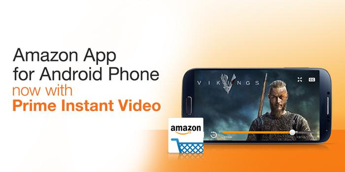amazon prime instant video app android download