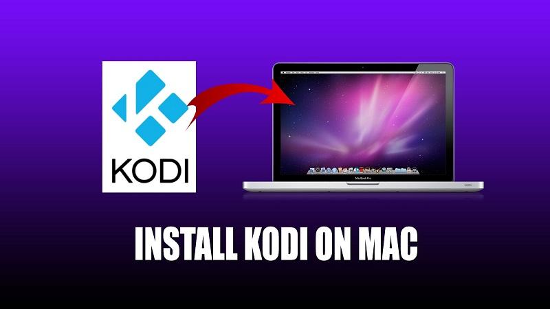 How to Setup Kodi on Mac OS