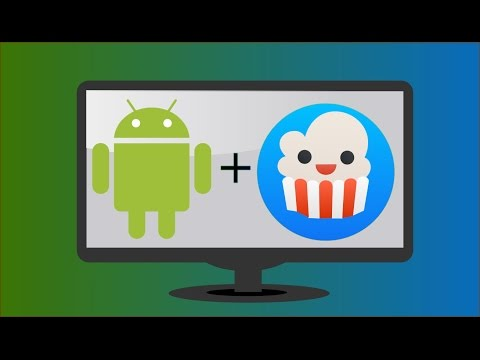 how to install popcorn time on android