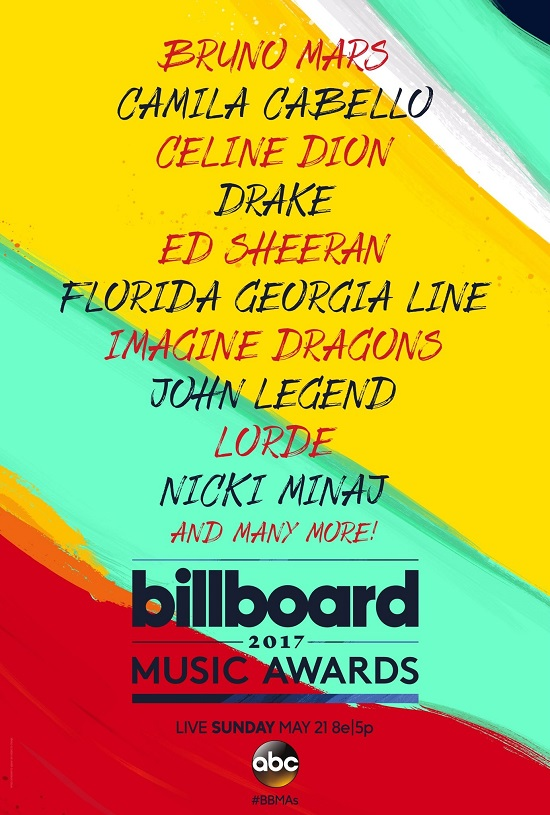 Billboard 2017 Live Stream Live Performance