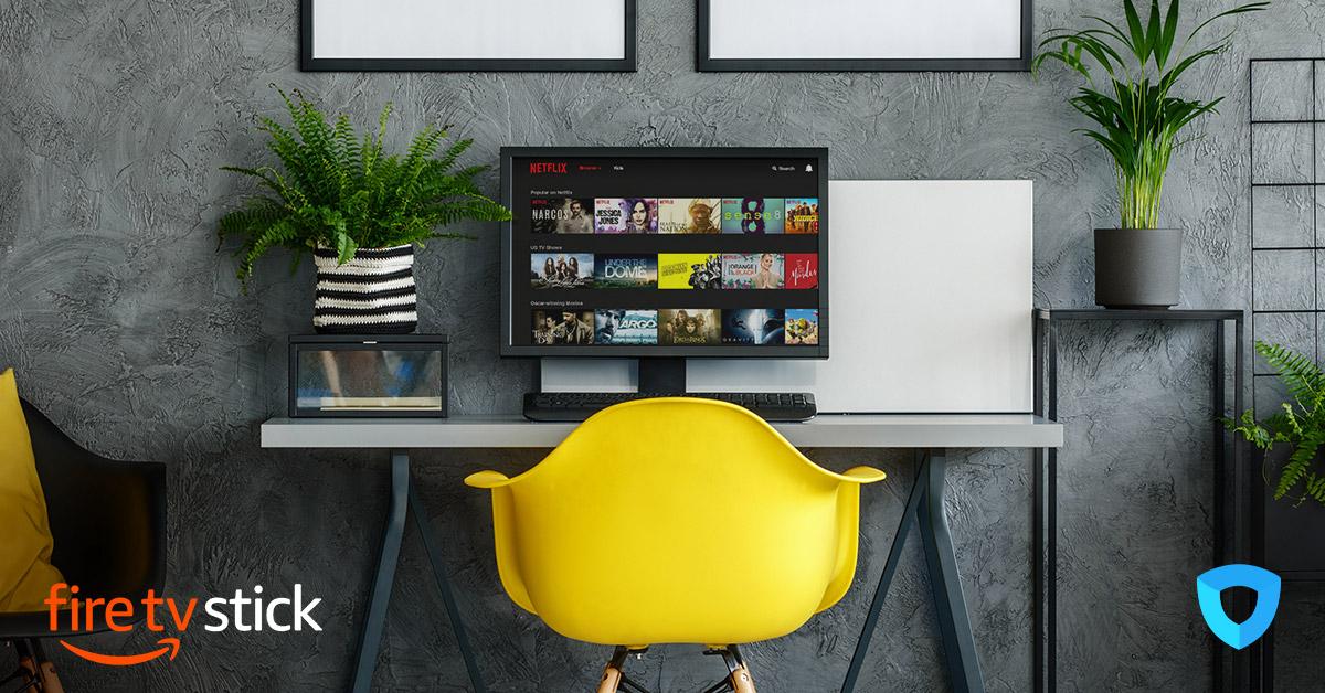 Netflix on Firestick: How to watch Netflix on Firestick with VPN