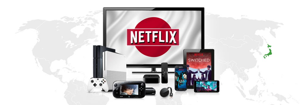 Watch Netflix Japan From Anywhere With A Netflix Japan VPN!